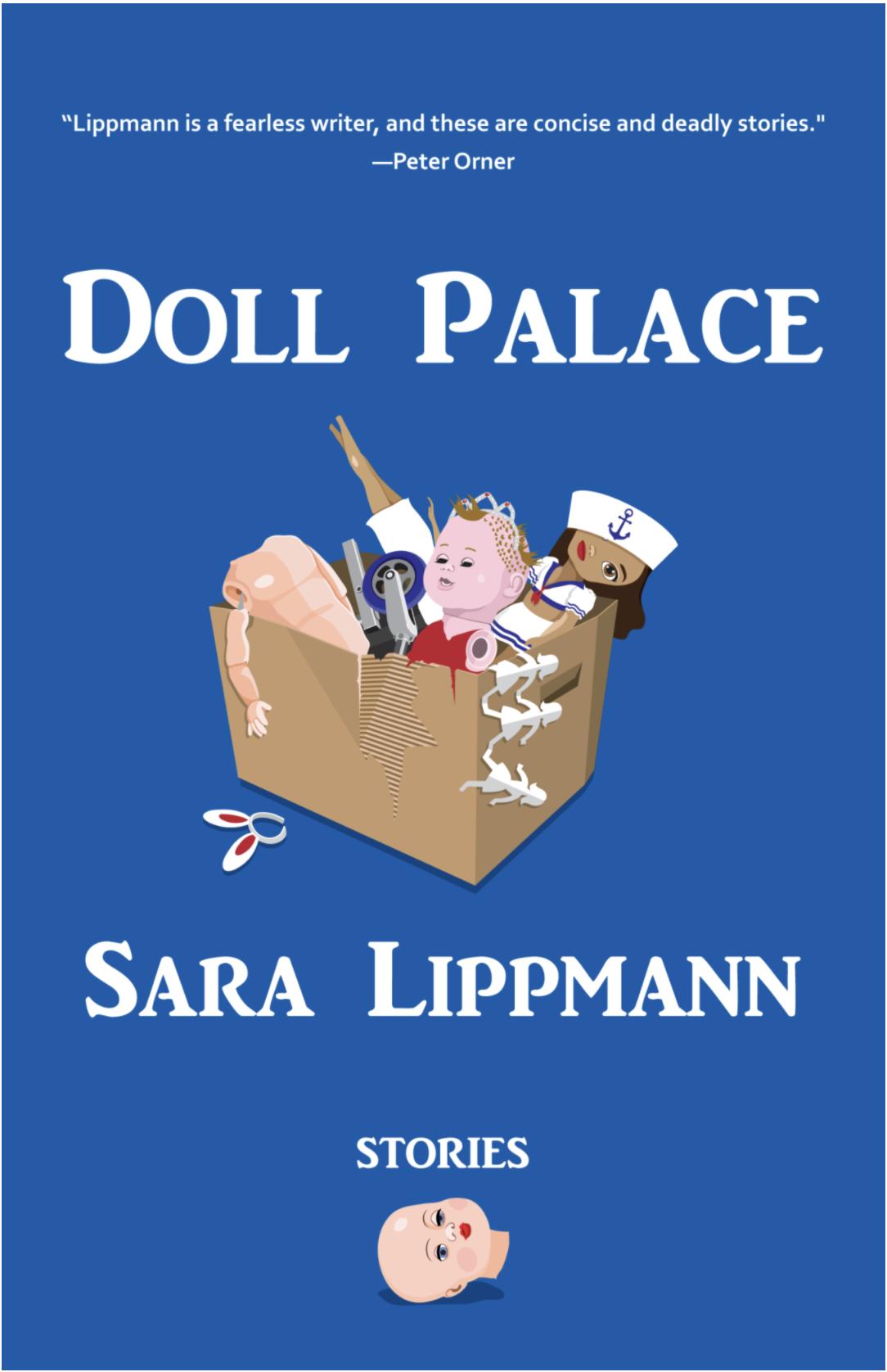 Happy re-Pub Day to <em>storySouth</em> Contributor Sara Lippman!